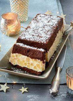 Terrine poire-chocolat - Catherine Aguggiaro - My Ideas New Dessert Recipe, Dessert Cake Recipes, Pudding Desserts, Köstliche Desserts, Delicious Desserts, Chocolate Cake Recipe Easy, Chocolate Desserts, Cake Chocolate, Chocolate Terrine