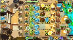 Plants vs Zombies 2 Modern Day Part 3 - pvz2 Electriccurrant - Eeky Week...