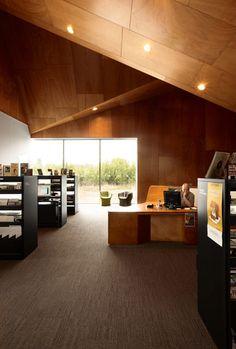 Multimedia Centre in Armentières by Béal & Blanckaert