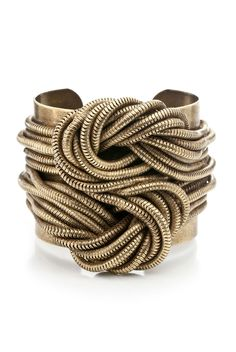 Classic Billy Cuff by Dannijo  Wear this forever.  http://rstyle.me/hhcbipcz7e