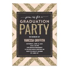 594 best graduation invitations graduation party cards images on glamorous shimmer graduation party invitation filmwisefo