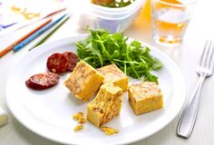 Minitortilla met aardappelen, chorizo recept | Solo Open Kitchen