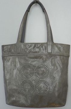 Coach Patent Leather 'Audrey' Tote. $119.50