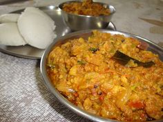 Vada Curry Recipe – Best Side Dish For Idli Or Dosa