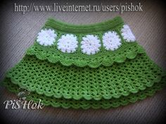 1000 Images About Crochet Baby Child Dress Charts And