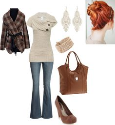 """""""Autumn Outfit"""" by jenni-cade-horn on Polyvore"""
