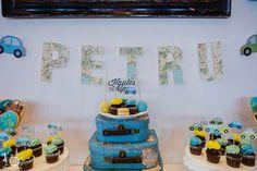 Travel Party Travel Party, Birthday Cake, Desserts, Food, Tailgate Desserts, Birthday Cakes, Deserts, Eten, Postres