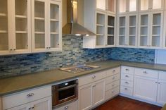 Custom Tile by David Gilbert and Quadrants Tiles http://santacruzconstructionguild.us/quadrants-tile/