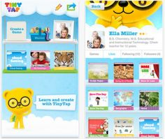 TinyTap - An #Educational #App That Teaches #Kids to #Create Great #Games