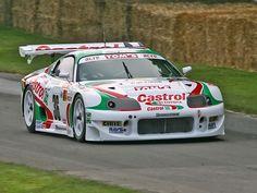 1997 Toyota TOMS Supra GT500