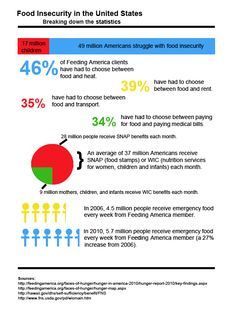 Infographic on Food Insecurity