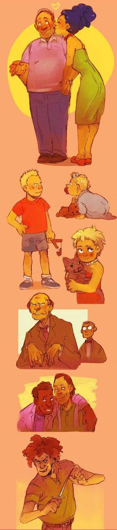 The Simpsons Re imagined