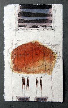 Pentekeningen ‹ Handa. Art by Monique Schep.