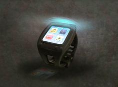 Syre Bluetooth Nano watch http://www.geeky-gadgets.com/syre-bluetooth-enabled-nano-watch-strap-landing-on-kickstarter-video-21-06-2012/