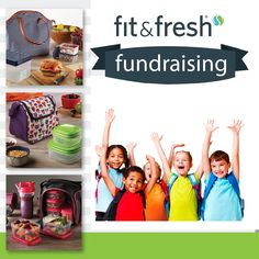 Tired of all the unhealthy fundraising options out there? Here at Fit & Fresh, we pride ourselves in making healthy eating FUN & EASY! Learn about our fundraising program: www.Fit-Fresh.com/Pages/Fundraising