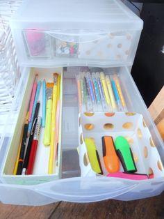 Organiser et ranger son bureau Burea Pinterest Bureaus Diy