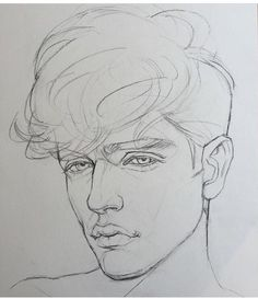 Sketches of people, drawing people, face sketch, drawing sketches, portrait Pencil Art Drawings, Drawing Sketches, Sketching, Portrait Sketches, Cartoon Drawings, Face Drawings, Drawing Tips, Drawing Ideas, Art Du Croquis