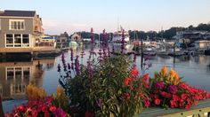 "The Travel Channel 2013 Photo Contest Winners. ""On the bridge, going into Kennebunkport, looking up the river."" -- TH"