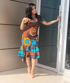 cute Dress for African woman we will love • stylish f9