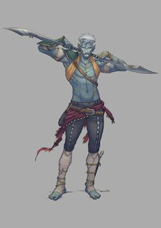 Character Creation, Fantasy Character Design, Character Design Inspiration, Character Concept, Character Art, Fantasy Art Men, Fantasy Races, Fantasy Rpg, Dungeons And Dragons Characters
