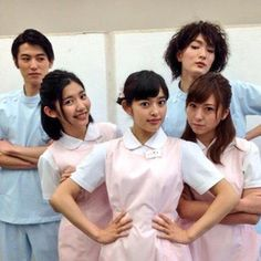 Keita, Tomoko, Kotoko, Motoki & Marina - Itazura na Kiss 2 ~ Love in Tokyo