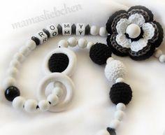 ♥♥ Stillkette für Mamas ♥♥  Meine Stillketten sind speziell für Mama und Kind erdacht. Beim Stillen, oder auch beim Tragen im Tuch oder der Tragehilfe hat der kleine Schatz so etwas zu...