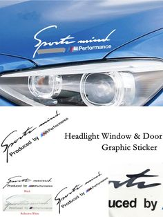 BMW Sports Mind Decal This Is Exactly What Real M Power Is All - Personalised car bmw x3 decals