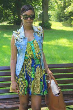#Blogger #Fashion #M'bem di fora