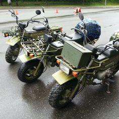 HONDA  MOTRA ツインリンク モテギにて Honda Scooters, Honda Motors, Honda Bikes, Honda Motorcycles, Mini Motorbike, Mini Bike, Pick Up, Vespa, Retro Scooter