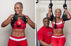 Kulturistika kvete v každém věku. Tato fitness babička nedávno oslavila 80. narozeniny - Evropa 2