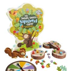 Odin has this one now.   Educational Insights Sneaky Snacky Squirrel Game