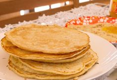 Top 9 nagyon finom zabpelyhes palacsinta Top 15, Healthy Sweets, Main Dishes, Pancakes, Paleo, Eat, Breakfast, Ethnic Recipes, Food