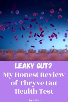 Is gut health testing worth it? I recently had my gut health analyzed by Thryve, a company that uses the latest scientific research and technology to make health recommendations based on the bacteria in your gut. Find out how it works and how they are able to provide personalized probiotics based on your gut health test results. #microbiome #guthealth #guttest #leakygut #ibs #probiotics Gut Health, Health And Wellness, Brain Connections, Gut Brain, Gut Microbiome, Sensory Issues, Irritable Bowel Syndrome, Neurotransmitters, Leaky Gut