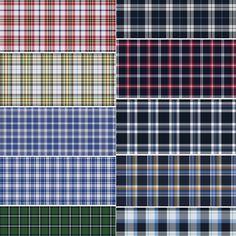10 Colorful Plaid Pattern Backgrounds Set - http://www.welovesolo.com/10-colorful-plaid-pattern-backgrounds-set/