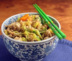 Tofu and Brussels sprouts fried rice: unusual and irresistible! One of The Perfect Pantry's Top 14 recipes of 2014.