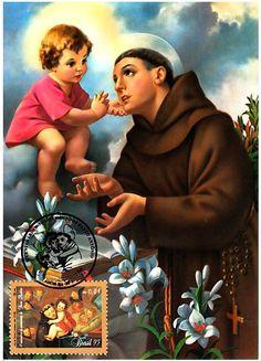 AFNB - Boletim Virtual: Junho 2012 - máximo postal Santo Antonio