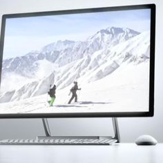 Tech: This Is Microsofts Gorgeous New iMac Rival