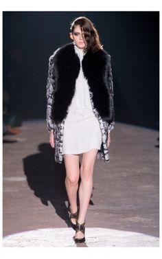 My Beautiful Dressing - Francesco Scognamiglio, Milan Fashion Week, Automne-Hiver 2013-2014