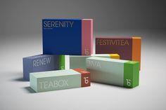 Teabox — The Dieline - Branding & Packaging