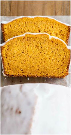 Pumpkin Bread - This is THE BEST #Pumpkin Bread you will ever have. Easy, one-bowl, delicious!
