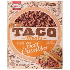 Hormel Taco Meats #CheersVoxBox #TacoGoals