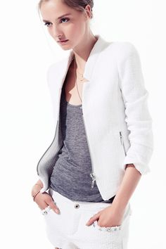 Zara! Love this blazer!