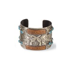 Southwestern Jewelry-Cowgirl Jewelry-Southwest Jewelry in Turquoise and Silver found on Polyvore