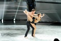 """Matthew Kazmierczak and Audrey Case perform a Jazz routine to """"Hear Me Now"""" choreographed by Sonya Tayeh on SO YOU THINK YOU CAN DANCE."""