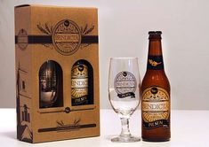 The Bendicta Beer Packaging Gathers Inspiration From the Church #beer #craftbeer trendhunter.com