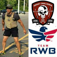 Squat Challenge 2016
