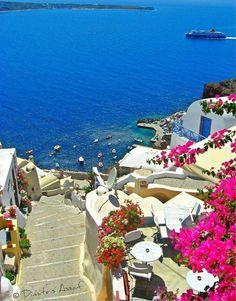 Greece- Next year hopefully!