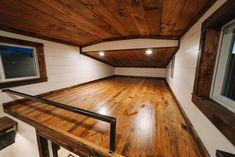 Sleeping Loft - Noah by Wind River Tiny Homes