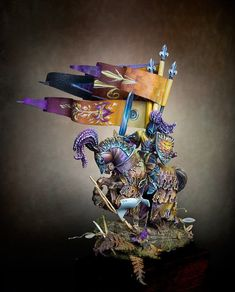 Ana's works: Warhammer Fantasy • Chest of Colors