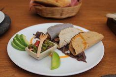 Los Danzantes: Delicious!  Calle Macedonio Alcala #403, Oaxaca